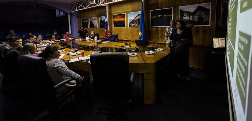 COSOC manifestó su molestia por votación a favor de Astilleros
