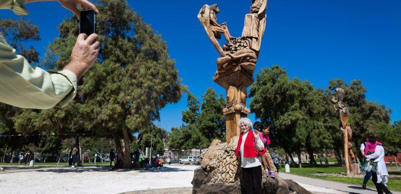 Más de 80.000 personas han visitado el Parque Centenario en su primer año de reapertura